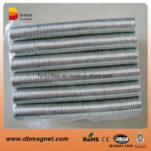 Strong Disc Magnets Neodymium N35 N45 N40 N42 N38 N48 pictures & photos