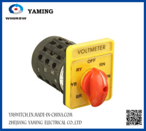Changeover Switch Control Circuit and Electric Meters (YM98-16-3V)