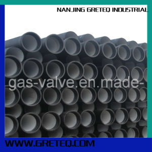 K9, K8, K10 Dci Pipe in Rich Zinc Coating Follow EN545/589