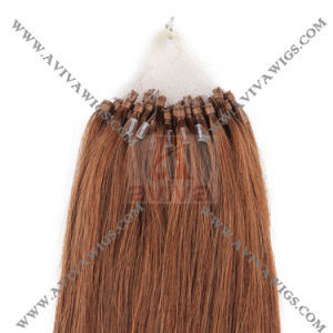 Micro Ring Human Hair Extension pictures & photos