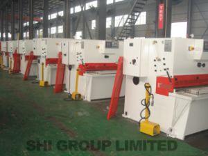 Hydraulic Swing Beam Shearing Machine QC12k-16*3200 Dac-310