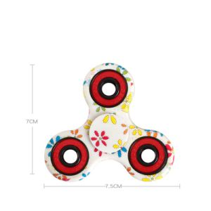 Camouflage The 3 Leaf for Spinner Toy Hand Spinner With Retail packaging Upgraded version Rotation Time 2 minutes or more pictures & photos