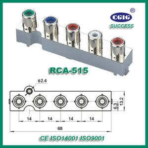 Rca / 5pin Jack (RCA-515)