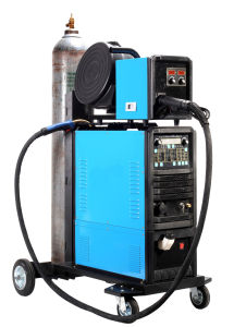 Heavy Duty Digitized Inverter CO2 MIG Pulse MIG Welding Equipment