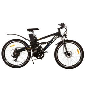 250W/500W Full Suspension Electric Mountain Bike (JB-TDE05Z) pictures & photos