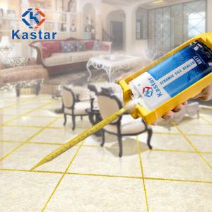 Dirt-Resistance Bathroom Shower White Caulk Tile Sealer pictures & photos