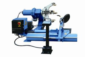 Tyre Changer and Wheel Balancer with CE