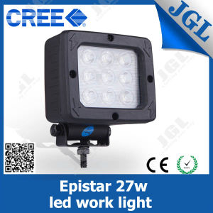 27W Epistar LED Work Lamp
