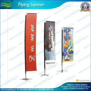 Tempo flag, flying flag,Feather Flag (NF04F06024) pictures & photos