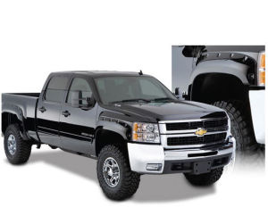 Auto Fender Flare for Chevy Silverado 1500 pictures & photos