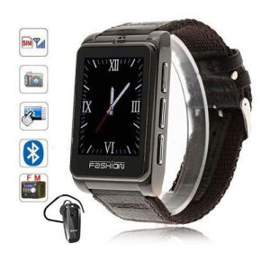 Quadband Touch Screen Watch Phone S9120