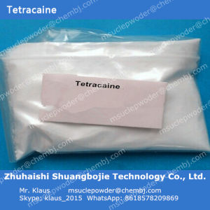 Painkiller Drugs Tetracaine Powder in Brazil Hot Promotion 94-24-6 pictures & photos
