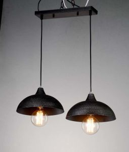 Double Heads up and Down Pendant Lighting Lamp (HL-DO-0603-4)