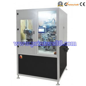 Round Sizer Nip Automatic Silk Screen Printer for Sale pictures & photos