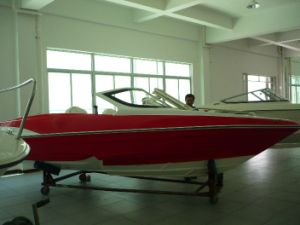 Speed Boat (SD520)
