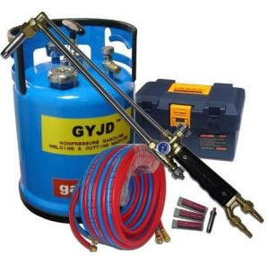 Oxy-Fuel Cutting Torch (gasoline cutting torch) Oxy-Petrol Cutting Torch Outfit Vs Oxy-Acetylene Cutting Torch