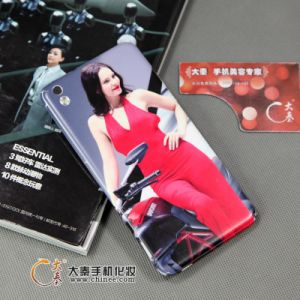 Mobile Phone Skin Printer pictures & photos