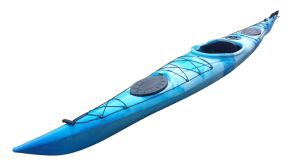 Single Person Fixed Color Cheap Sea Kayak pictures & photos