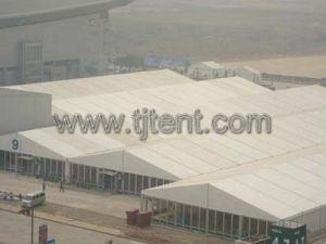 Warehouse Tent 25m Span Aluminum Frame (WT25x80m)