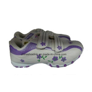Ladies′ Sport Casual Shoes, Chinan Lady Shoes Supplier, Leisure Shoes Supplier pictures & photos
