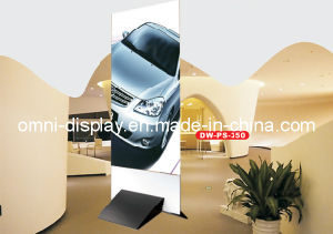 Display Stand Poster Board Inserted Base-Wing Display (DW-PS-350 35/50CM Wide) pictures & photos
