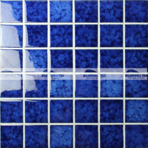 48X48mm Ceramic Mosaic Tile in Blosssom Crystal Glaze (BCK616)