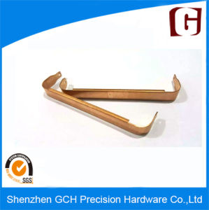 Customized Brass Part Precision Brass Components pictures & photos