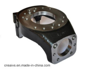 Sand Casting and Machining Truck Parts pictures & photos