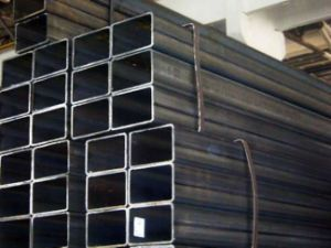 ASTM A500 Welded Structural Steel Section Tubes pictures & photos