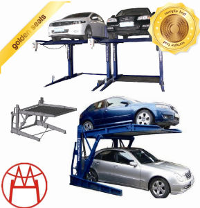 Two Post Car Lift Parking Lift with CE