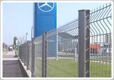 Wire Mesh Fencing (Galvanized or PVC Coated) pictures & photos
