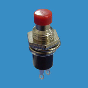 SGS Electronical 2pins Shock-Resistant Push Button Switch (PB-05B) pictures & photos