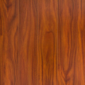 floor Silk surface » V Groove at Four Sides Painted Laminate Flooring