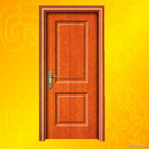 China European Style Pvc Interior Door China Mdf