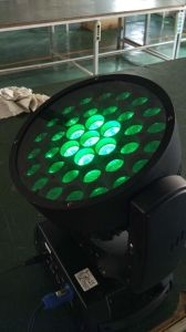 37*10W RGBW 4in1 LED Moving Head Matrix Light with Zoom Focus Function pictures & photos