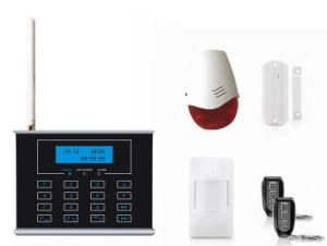 Ios Android Apps Supported GSM Burglar Alarm System (ES-2014GSM) pictures & photos