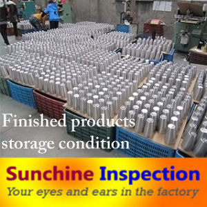 Goods Inspection Service / QC Inspection / Independent Third Party Inspection Company / Well-Documented Report / Inspection Certificate pictures & photos