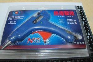 High Quality Hot Melt Glue Gun, 20W Glue Gun pictures & photos