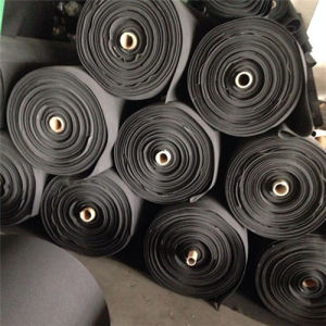 Neoprene Foam EPDM Foam Roll for Sealing and Gasket pictures & photos