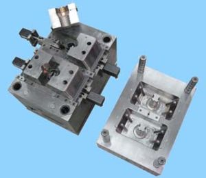 Plastic Injection Mould/ Tool Fork/ Knife (JESUN093)