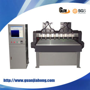 CNC Router Engraving Machine for Wood, MDF, Aluminum, Plastic, Stone pictures & photos