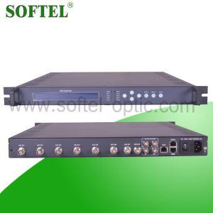 2 Asi 6 Tuner DVB-C/S/S2/T/ISDB-Tinputs RF Signals Multiplexer pictures & photos