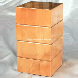 High Piano Glossy+MDF Wooden Box for Gift, Perfume Packaging (HYW033)