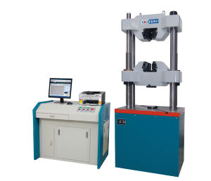 Manufacturer of Hydraulic Universal Testing Machine