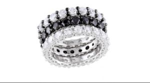 2013 Fashion 925 Sterling Silver Ring with Two Heart Design