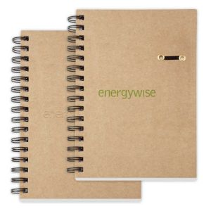 High Quality Fashion Design Spiral Notebook (YY-N0056) pictures & photos
