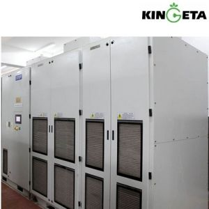 Kingeta Energy Saving 400V/500kw Loads Frequency Converter 50Hz 60Hz pictures & photos