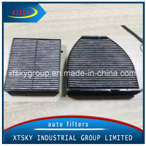 Good Quality Auto Car Cabin Air Filter (A2128300318) pictures & photos