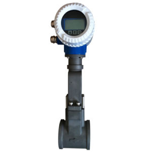 Wafer Vortex Flow Meter (ISO9001, Stable)