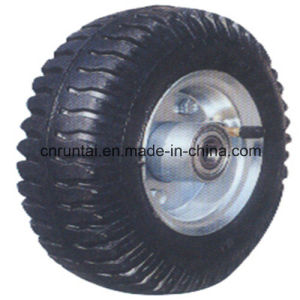 8 Inch High Quality Heavy Duty Rubber Wheel pictures & photos